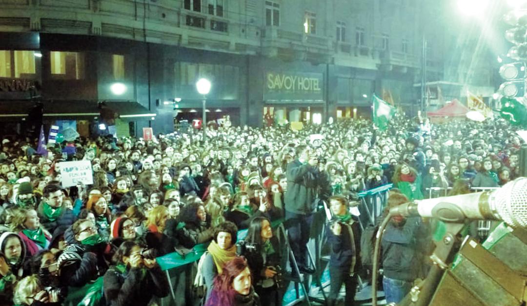 Proclama interreligiosa por el derecho a decidir en Argentina