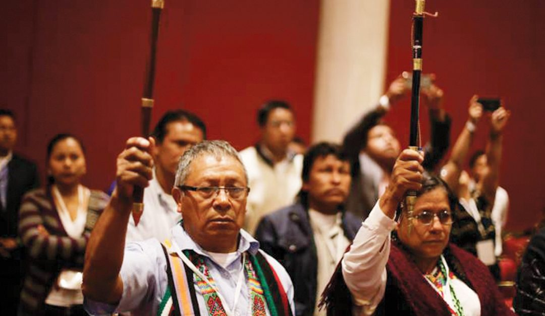 Comunicado del Movimiento estudiantil cristiano: Por la paz en Colombia