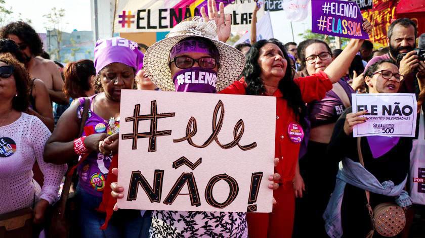 Manifiesto de Teólogas contra Bolsonaro
