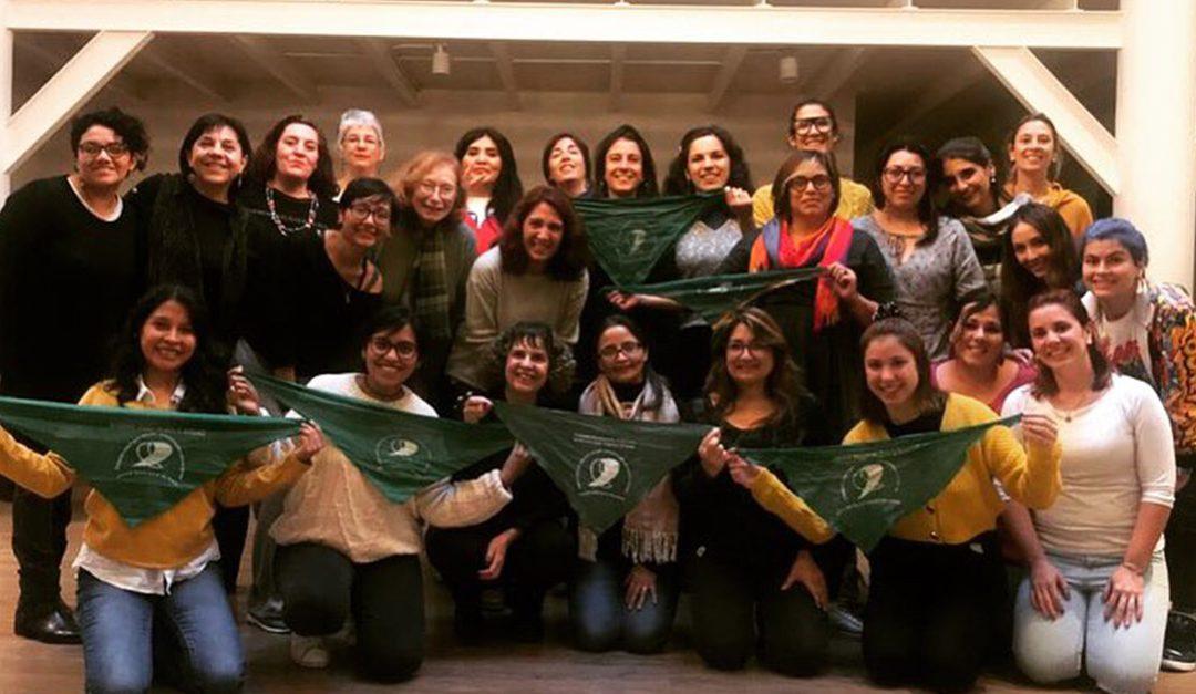 Red Tepali: Abrazo sororo rompiendo cadenas de opresiones y silencios