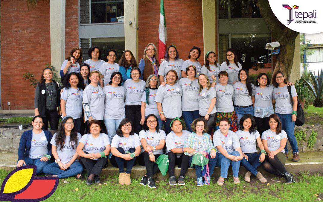 Primer encuentro de la Red TEPALI convoca a mujeres de todo el continente